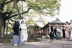 神明宮結婚式